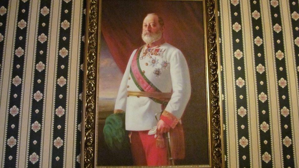 Mariánské Lázně - Edward VII.