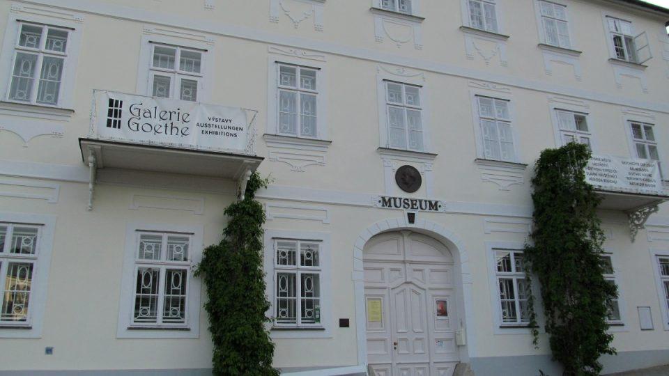 Mariánské Lázně - Městské muzeum