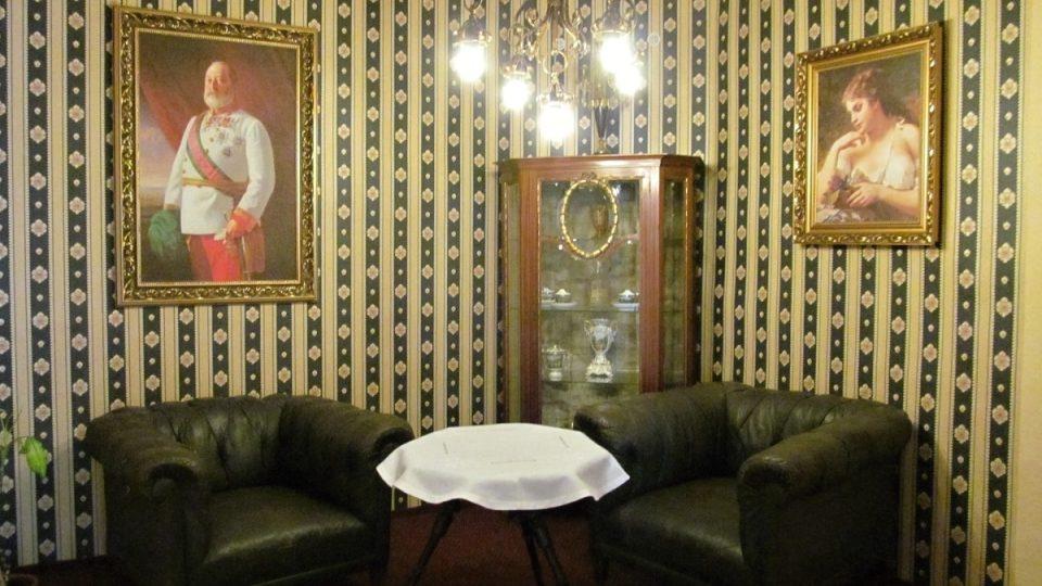 Mariánské Lázně - muzeum expozice Edward VII.