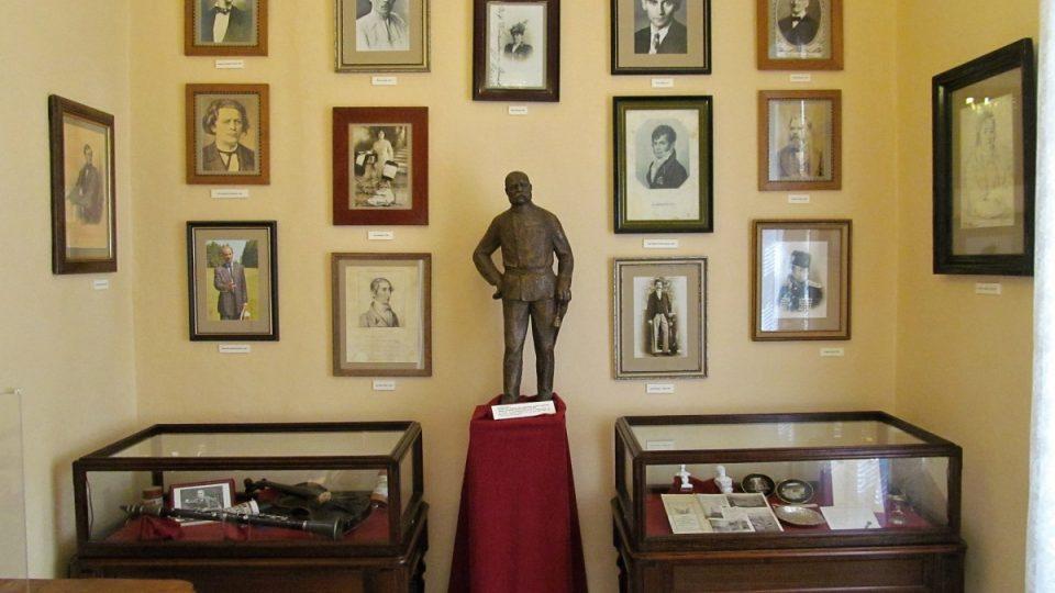 Mariánské Lázně - muzeum galerie slavných hostů