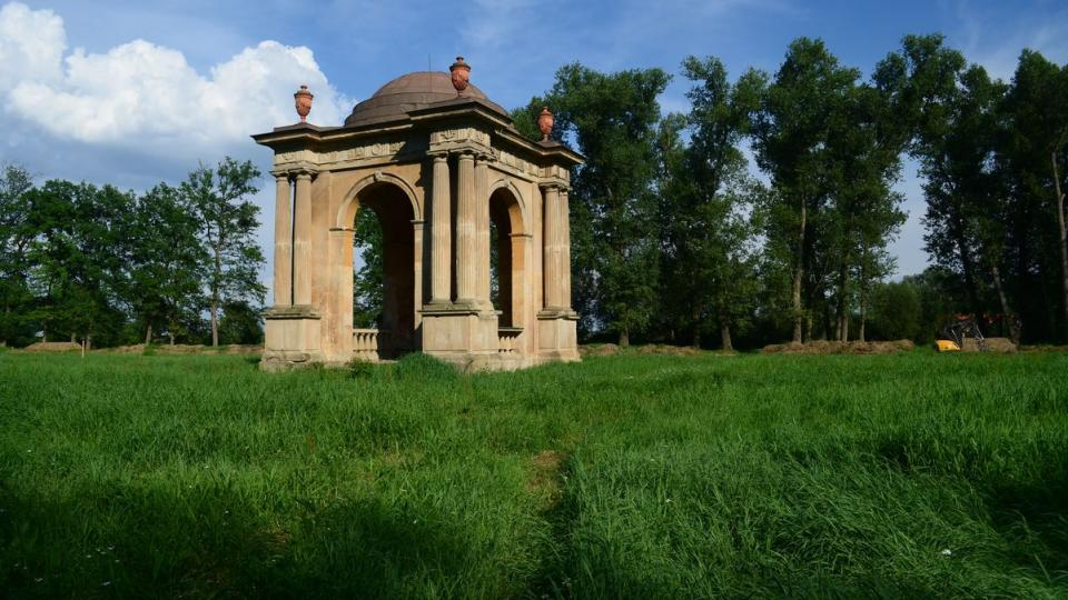 Pavilon Marie Terezie