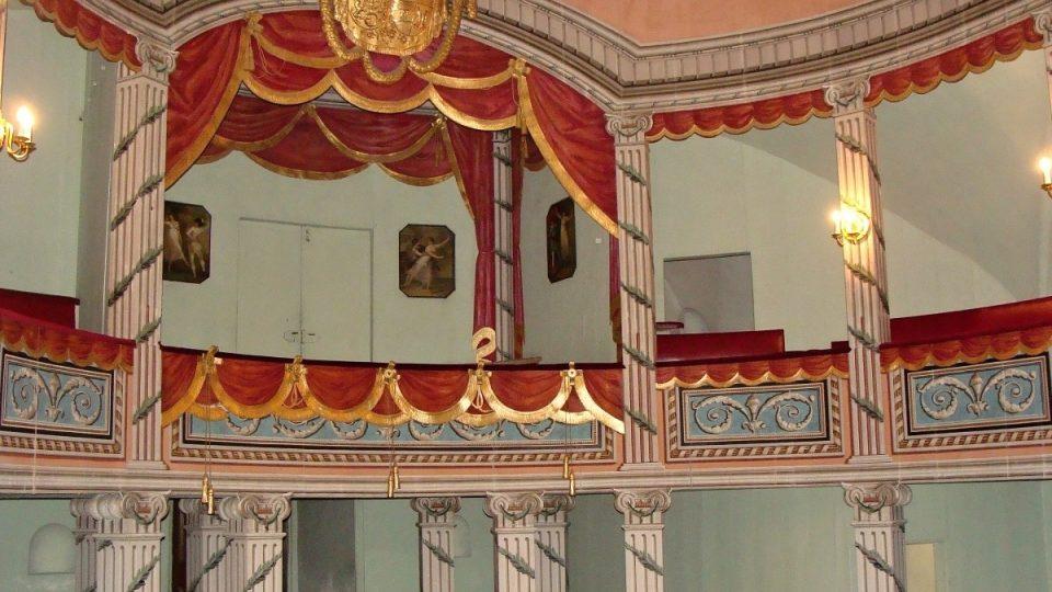 Lóže divadla