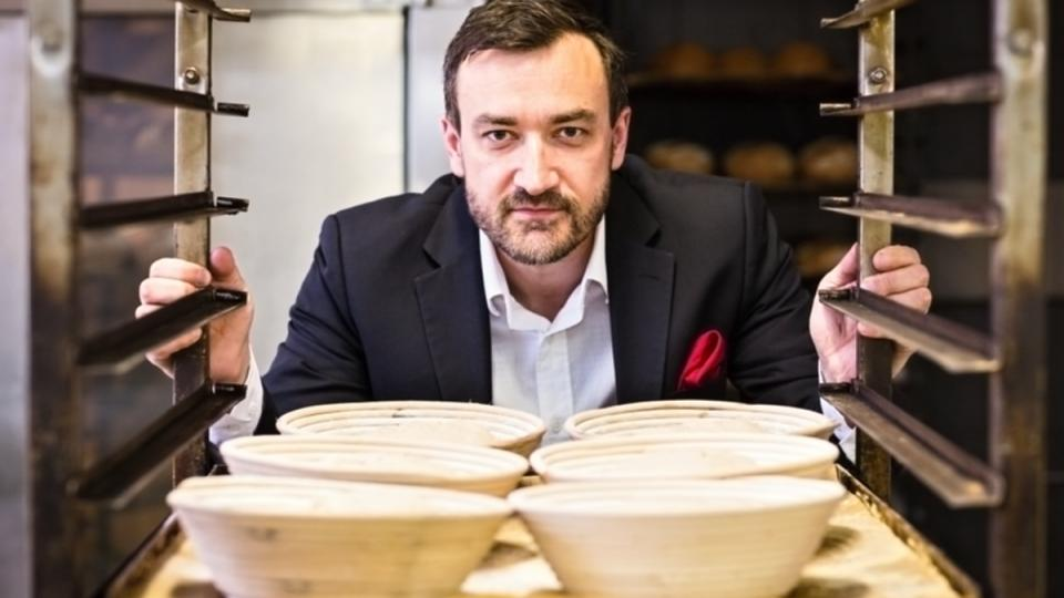 Jan Ivanco, spolumajitel pekárny Petite France Boulangerie