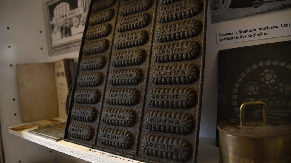 Formy na sušenky
