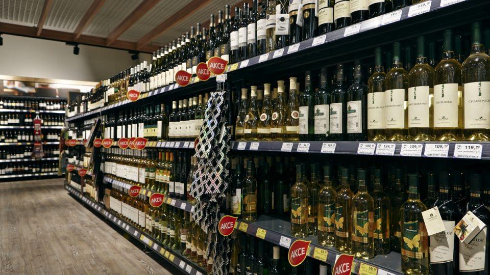 Cedulky s cenou u zlevněného zboží bývají žluté