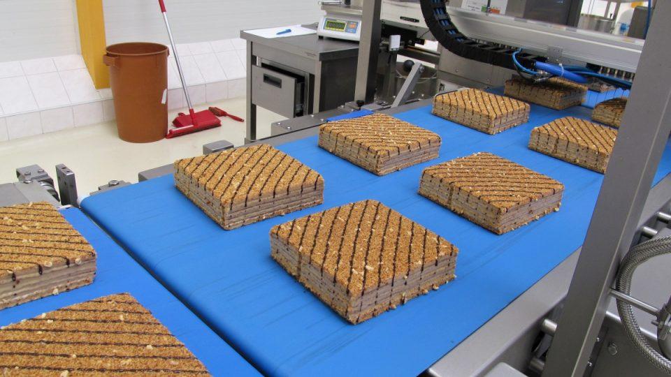 Hotové medové dorty