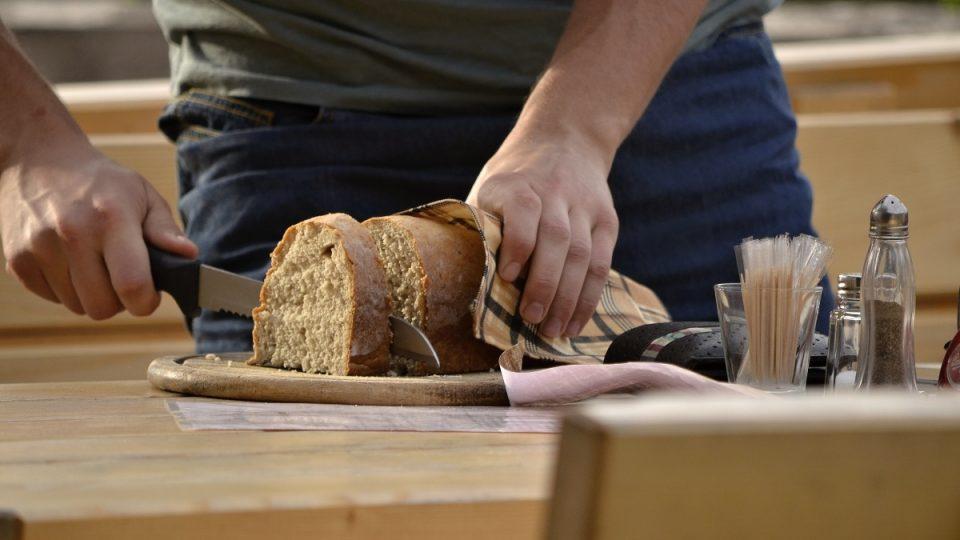 Čerstvý chleba