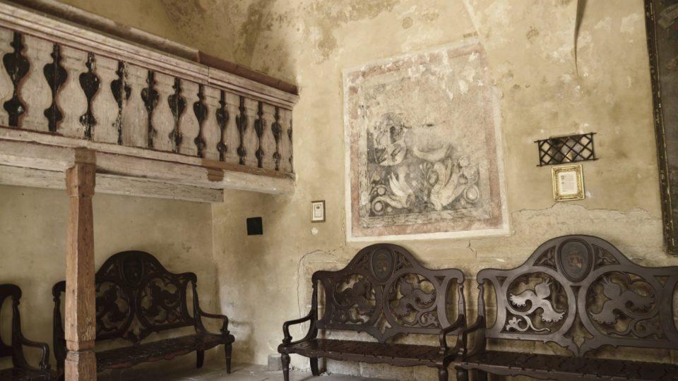 Hradní kaple si zahrála v novém filmu o Janu Husovi
