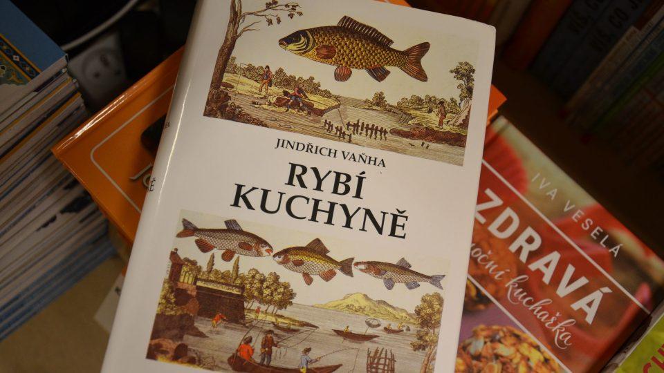 Rybí kuchyně - kuchařská kniha Jindřicha Vaňhy