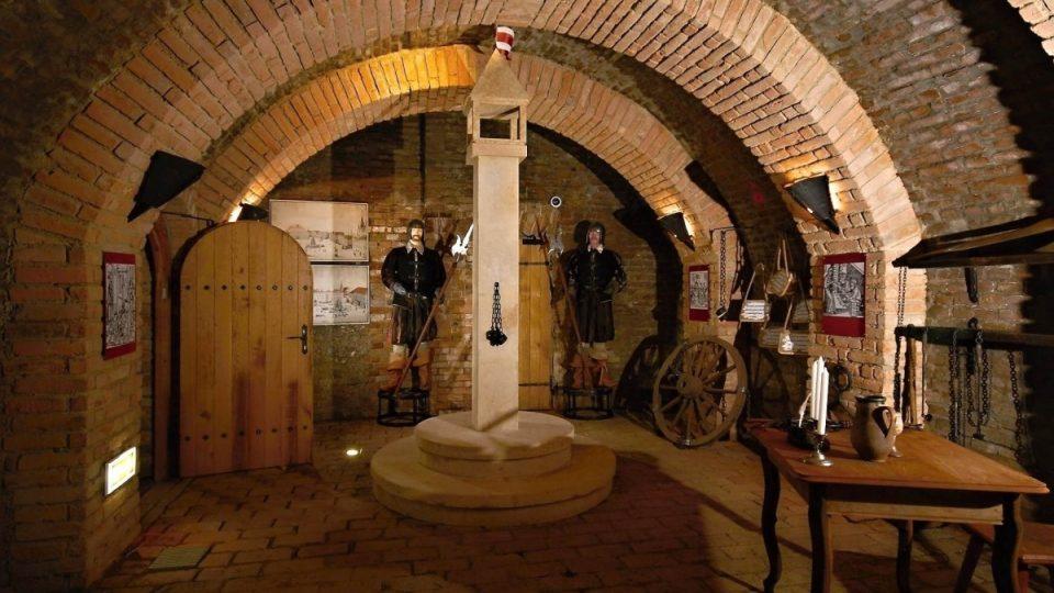 Expozice ukazuje, že život ve středověku rozhodně nebyl jednoduchý