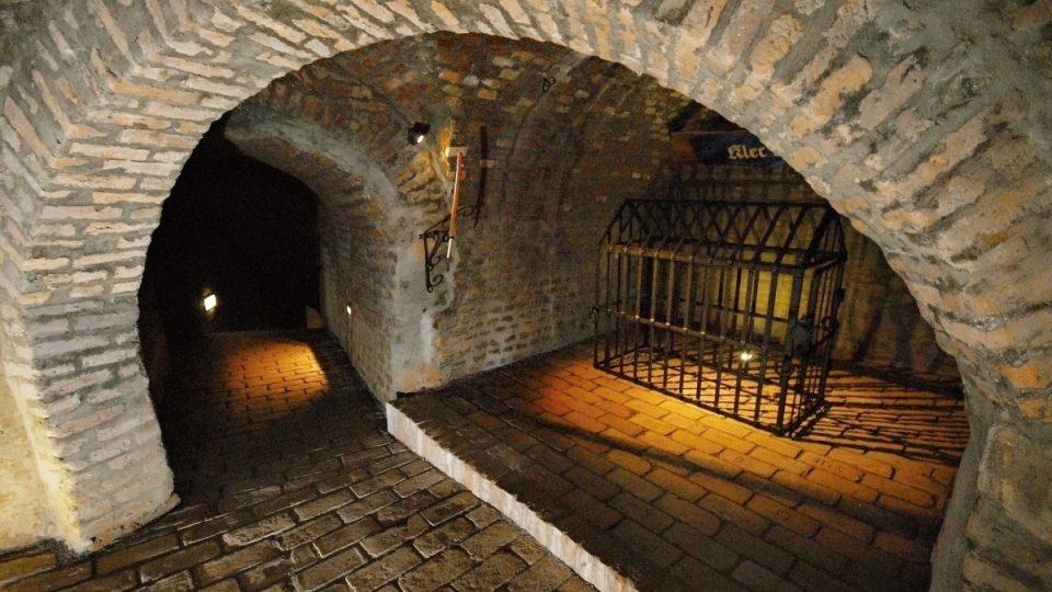 Ke středověku neodmyslitelně patřily také přísné fyzické tresty