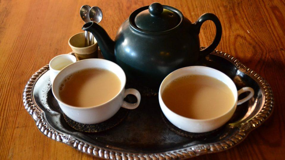 Earl Grey se v domovské Anglii s oblibou pije už od poloviny 19. století