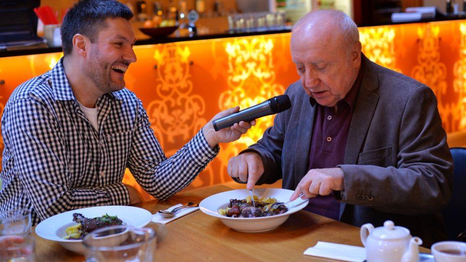 Patrik Rozehnal a Felix Slováček