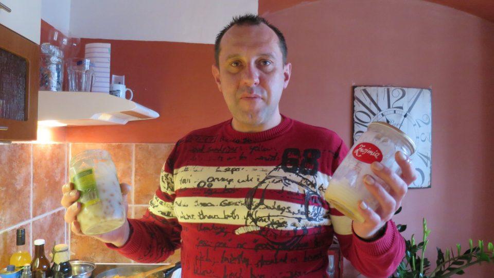 Se škvarky nebo bez, ptá se kuchař Jaroslav Mácha