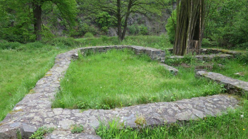 Bývalá kaple kláštera