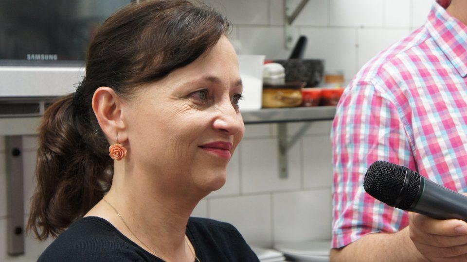 Na přípravu dohlížela herečka Alena Mihulová