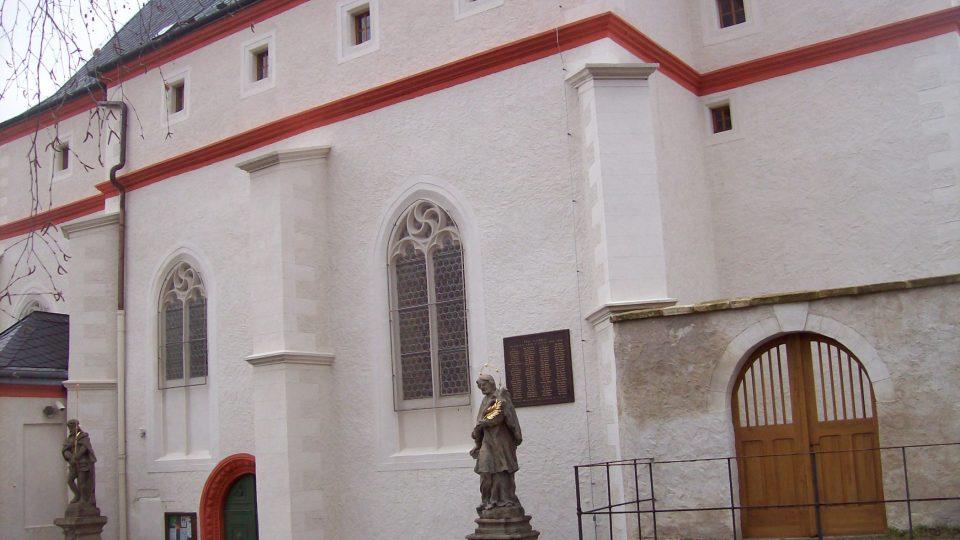 Kostela sv. Floriána