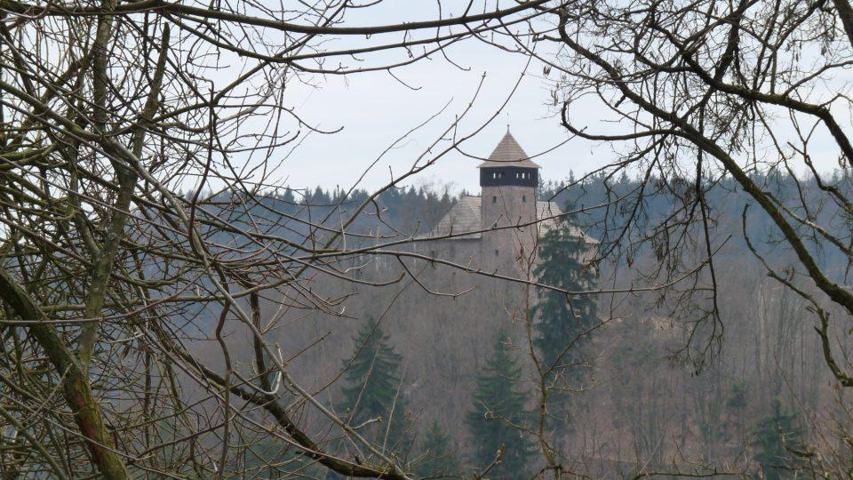 Hrad Litice se nachází v Pardubickém kraji ve stejnojmenné obci na Orlickoústecku