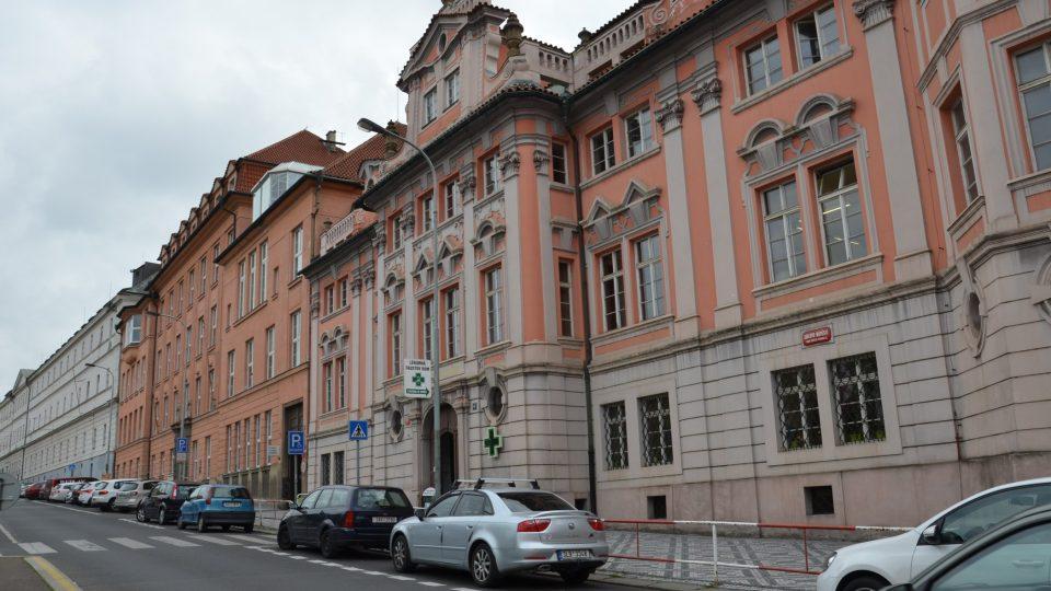 Mladotovský palác neboli Faustův dům