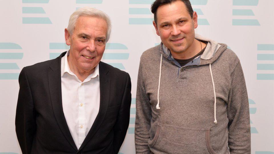 Pavel Vítek a Pavel Pafko