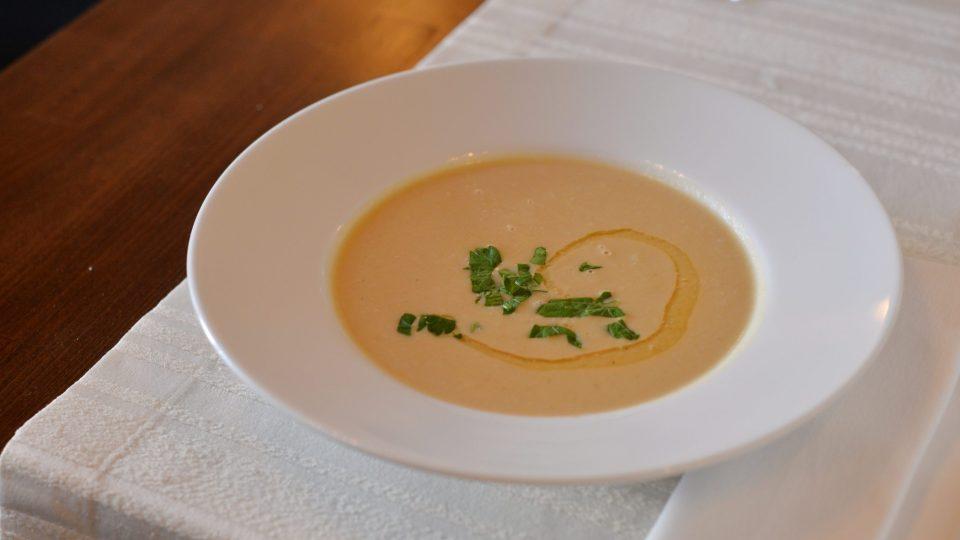 Kedlubnová polévka Lukáše Jelínka