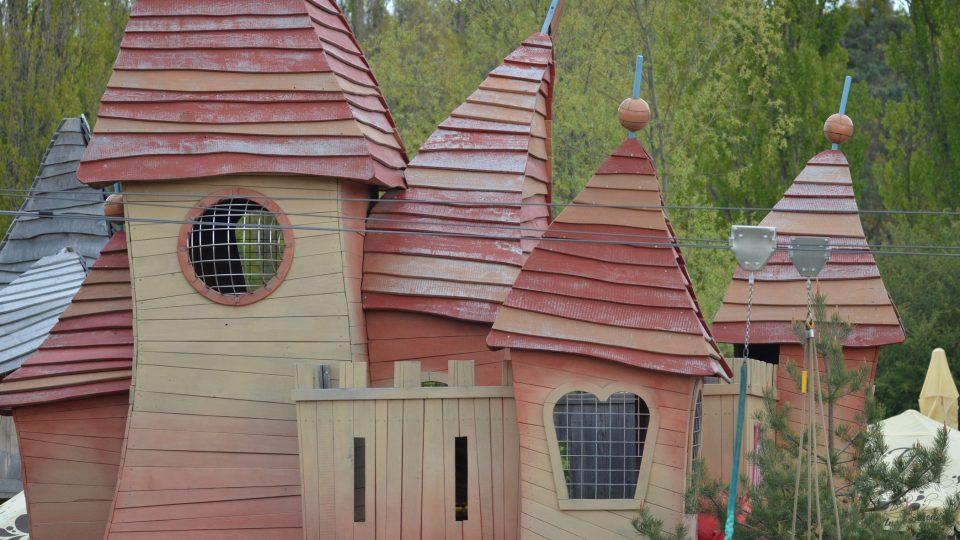 Zábavně naučný park Mirakulum nabízí atrakce i program