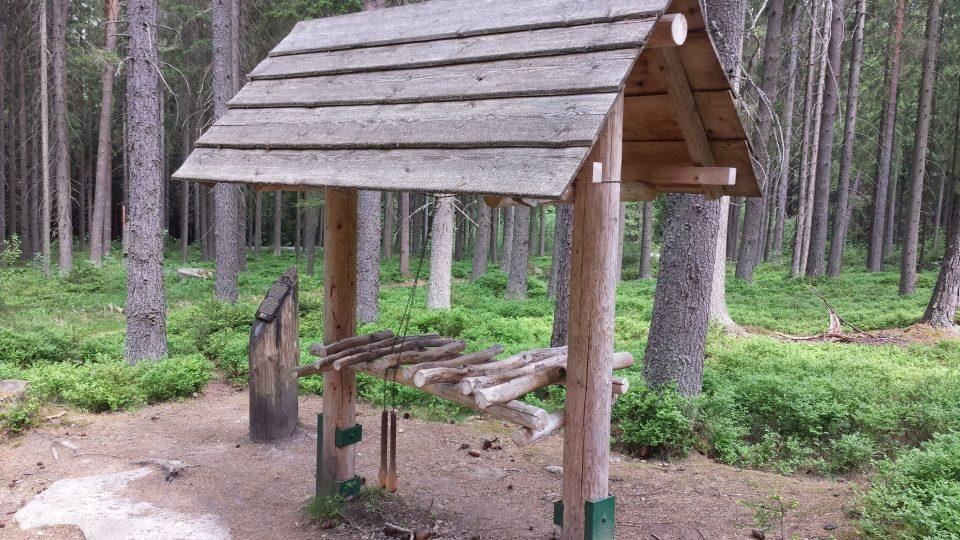 Tomuhle se říká lesní telefon