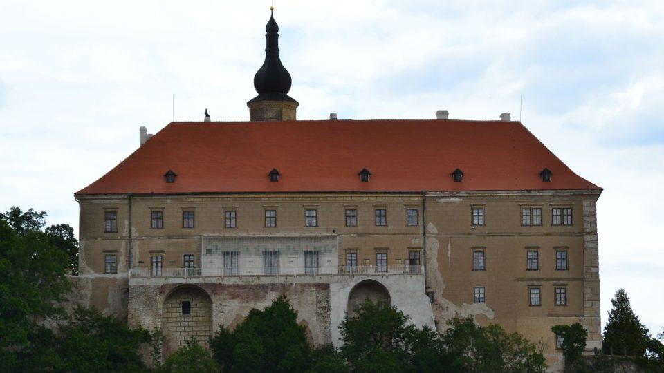 Zámek v Náměšti nad Oslavou