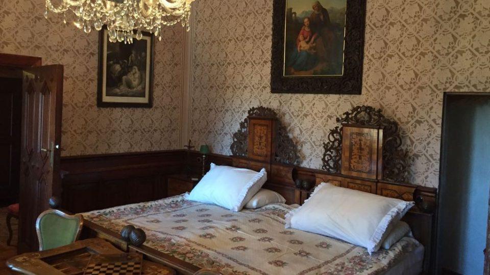 Hostinské pokoje v Hluboké nad Vltavou