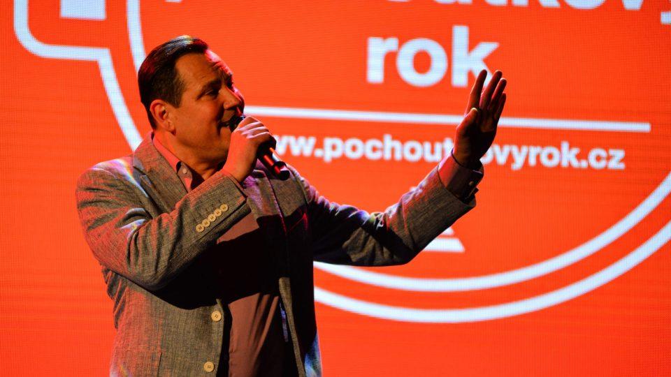 Na finále zazpíval také Pavel Vítek