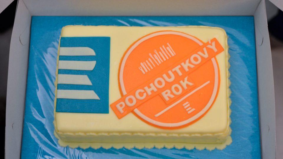 Soutěžíci Jana Prudičová upekla na finále speciální dort