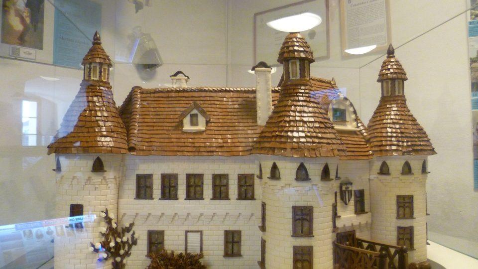 Čokoládový zámek