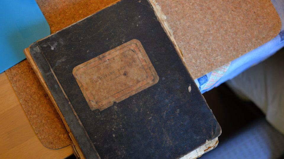 Kniha receptů maminky Vlasty Vybíralové