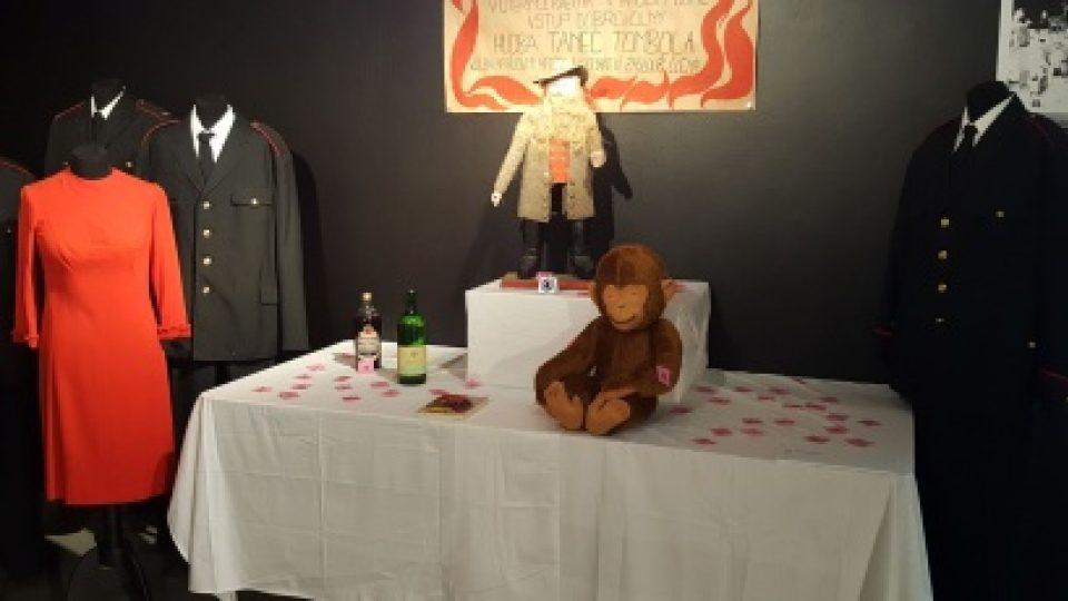 Hoří, má panenko a originální věci z filmové tomboly, opice a Krakonoš