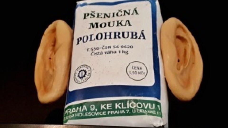 Polohrubá mouka s ušima z filmu Konec vodníků v Čechách