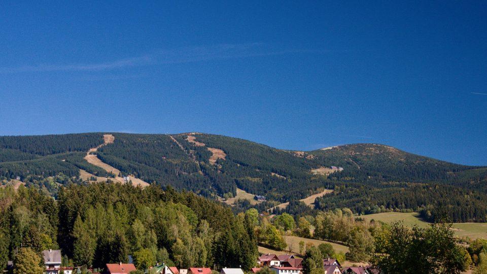 Lysá hora a Kotel