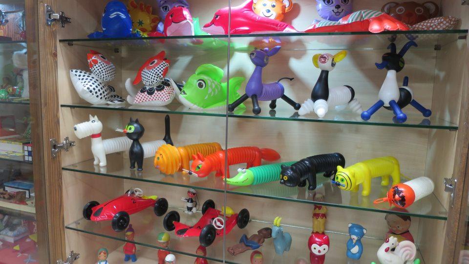 Kolekce hraček designérky Libuše Niklové