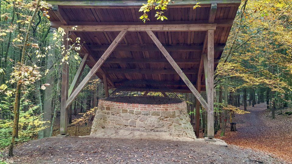 Kolomazná pec stojí v Plzni na Bolevci