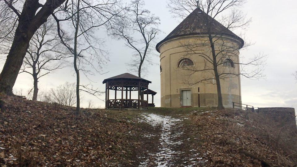 Vyhlídka u kaple Všech Svatých v Petrohradě