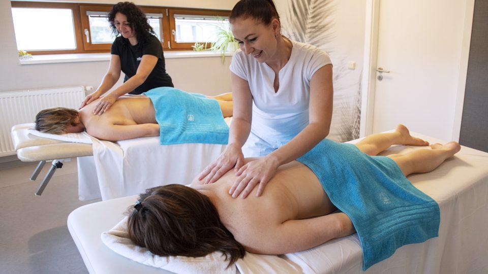 V Lázních Lednice najde návštěvník širokou škálu zdravotních a relaxačních procedur