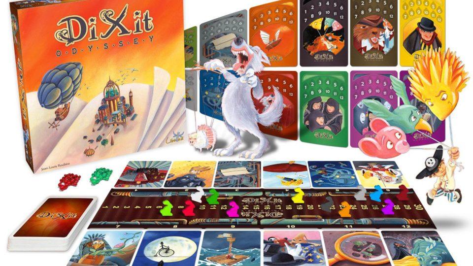Dixit, hra pro lidi s bujnou představivostí, u asociací se hodně nasmějete