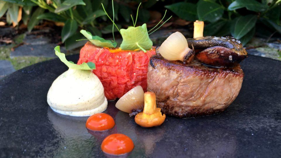 Steak z 200 dní stařeného hovězího