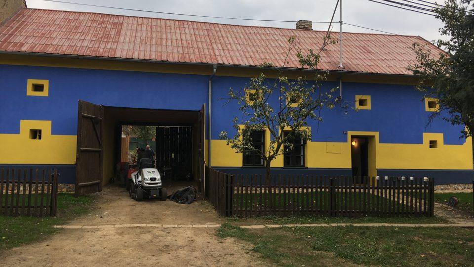 Spolkový dům tradic a řemesel v Tučíně
