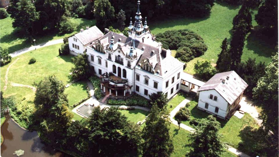 Státní zámek Velké Březno