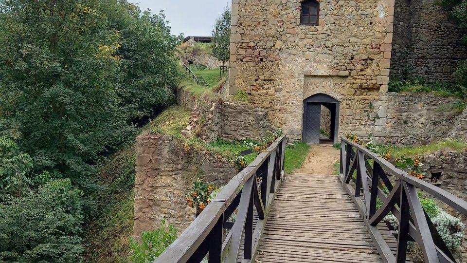 Hradní most k Lukovu