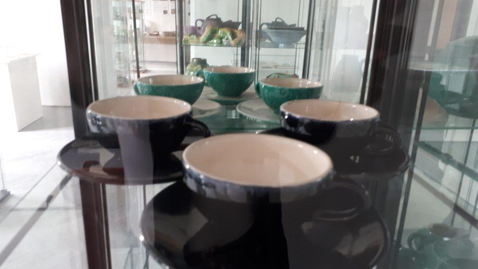 Moderní design kostelecké keramiky