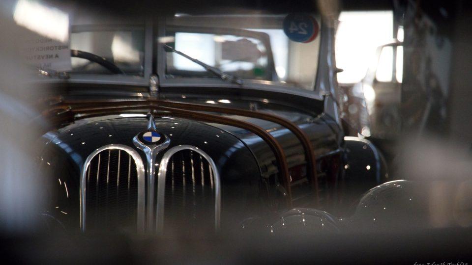 Muzeum historických BMW v Brně