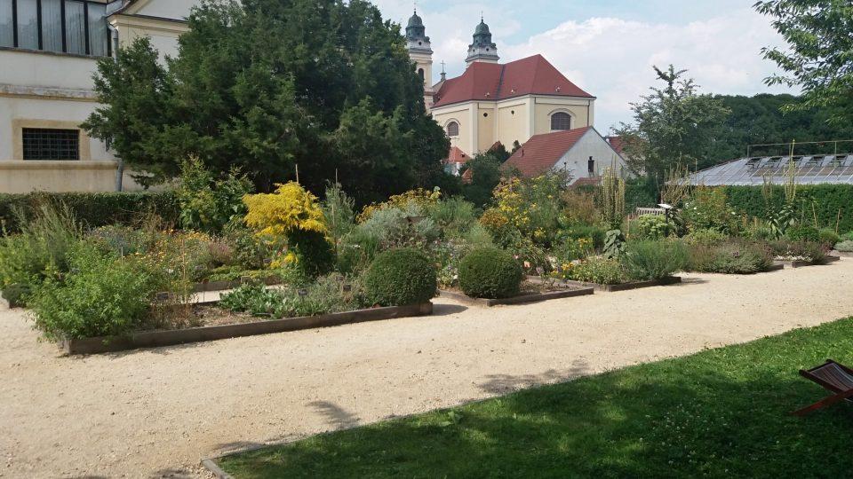 Bylinková zahrada