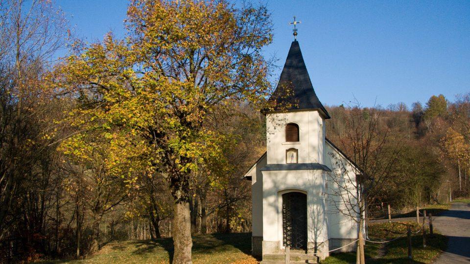 Prackovská kaple Panny Marie