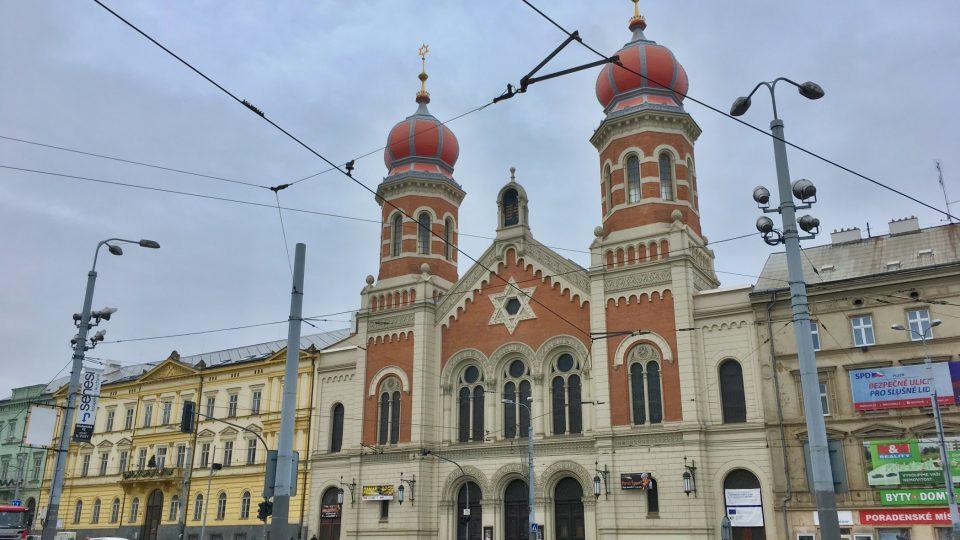 Plzeňská synagoga